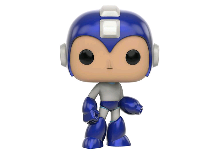 Mega Man Ice Slasher Eb Games Exclusive Pop Vinyl