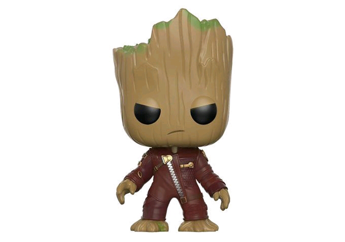 Guardians Of The Galaxy Vol 2 Baby Groot Angry Ravager