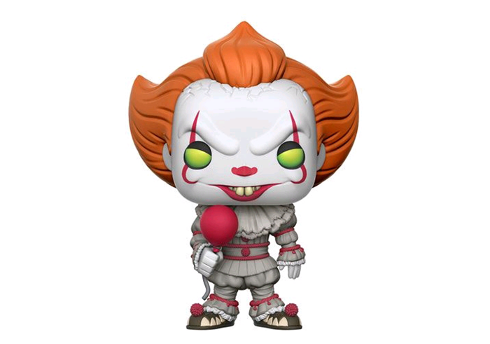 It 2017 Pennywise With Balloon Exclusive Pop Vinyl